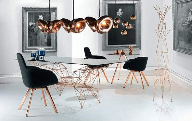 metal items for modern home decorating
