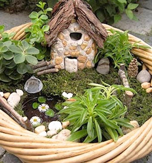 22 Miniature Garden Design Ideas to Enjoy Natural Beauty in City ...