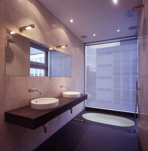Modern Bathroom Design Trends And Materials For Bathroom Remodeling - Modern-bathroom-design