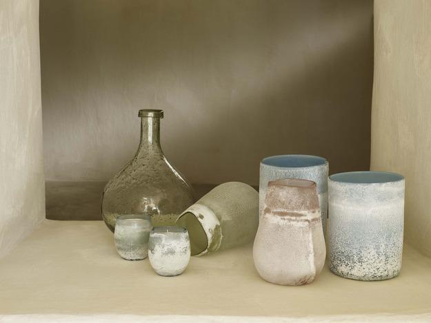 Small Home Decor Accessories In Light Pastel Colors