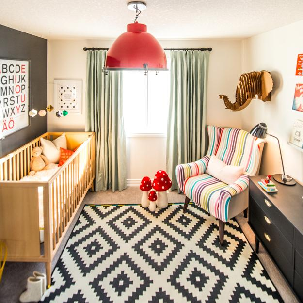 Trendy Home Decorating Ideas: Modern Kids Room Design Ideas And Latest Trends In Decorating