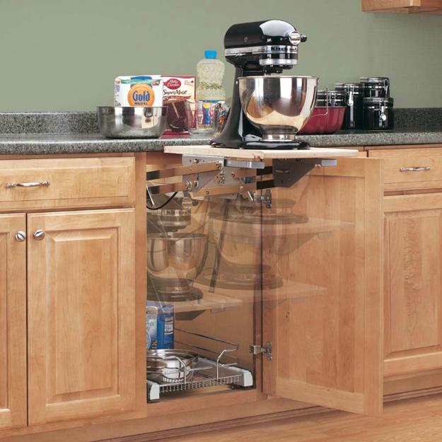 Contemporary Kitchen Storage Systems: Modern Kitchen Storage Ideas Improving Kitchen