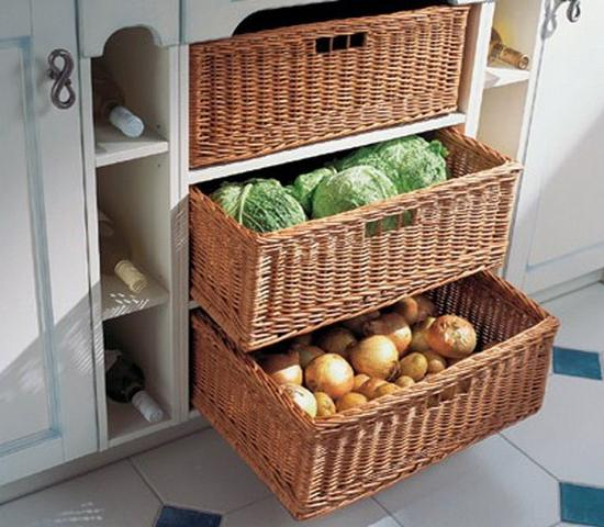 15 Best Food Storage Ideas Improving Modern Kitchen Design In Eco Style