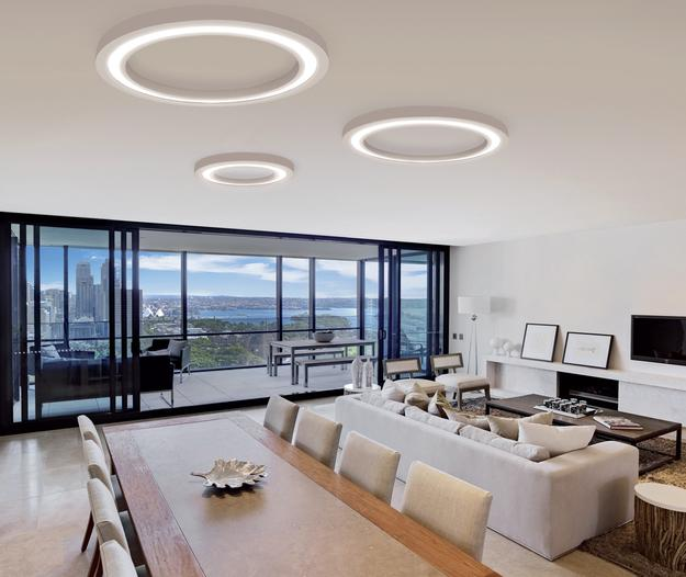 Living Room Lighting Designs: Modern Lighting Design Trends Revolutionize Interior