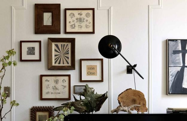 home decorating accessories and accent wall design ideas