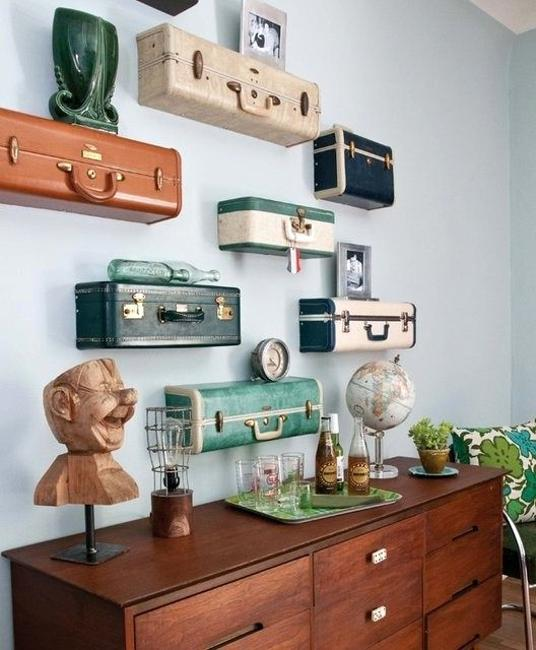 Recycle Home Decor Ideas: 20 Amazing Recycling Ideas For DIY Home Decorating Projects