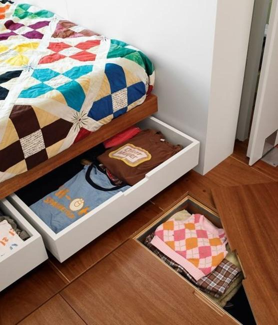 20 Small Bedroom Designs That Feel Airy And Comfortable: Small Bedroom Design Ideas To Help Create Beautiful And