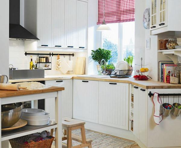 small kitchen storage ideas ikea gallery | Ways to Open Small Kitchens, Space Saving Ideas from IKEA