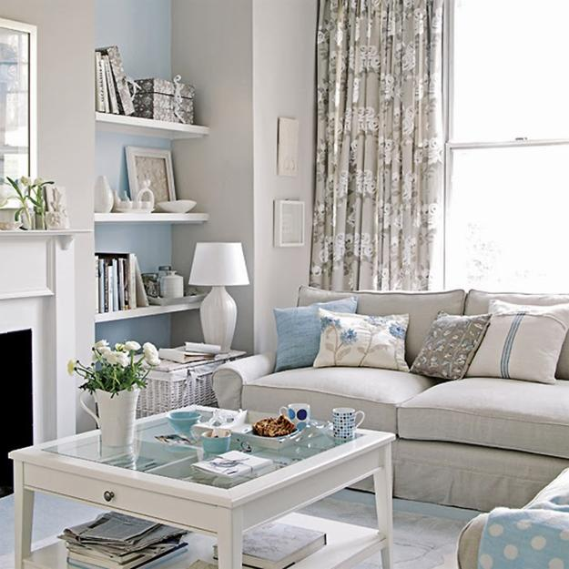 Living Room Low Furniture: Simple Modern Ideas For Small Living Rooms To Fool The Eyes
