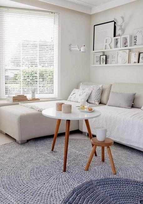 Small Space Comfort Room Designs: 15 Space Saving Ideas For Modern Living Rooms, 10 Tricks