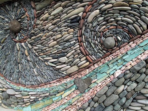 Stonemasonry: Environmental Art as Struggle to Perfect the ... |Stone Artwork