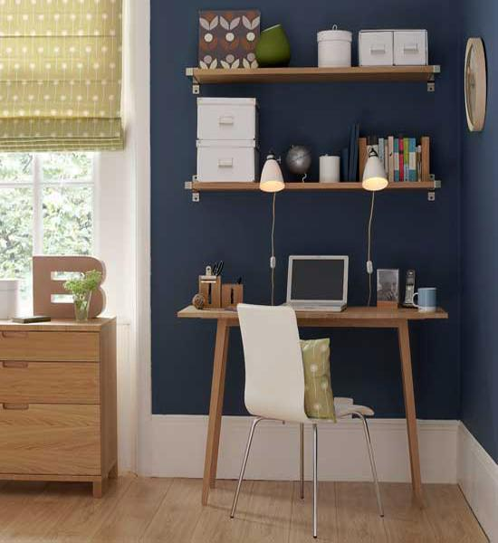 . 25 Student Desk Designs and Studying Area Ideas Pairing