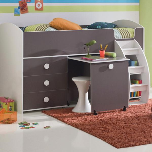 Kids Room Desk Ideas: 25 Student Desk Designs And Studying Area Ideas Pairing