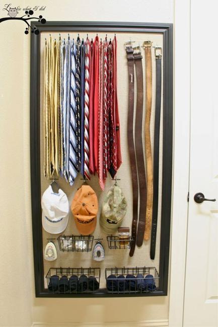 Closet Curtain Ideas