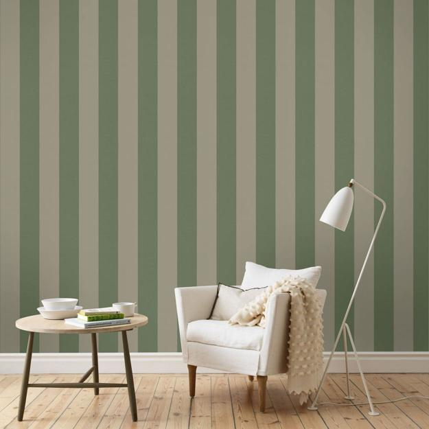 Modern Wallpaper Patterns And Room Colors For Interior