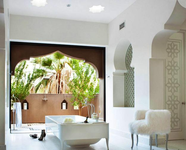 Modern Bathroom Designs And Decorating Ideas In Arabic Style