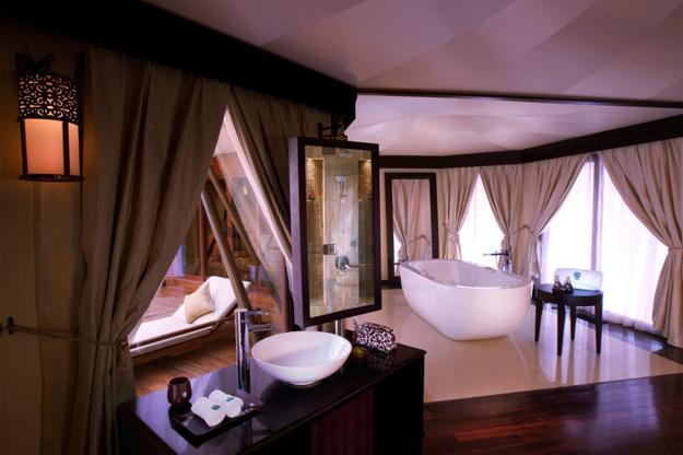 Modern Bedroom Designs And Bathroom Decorating Ideas In