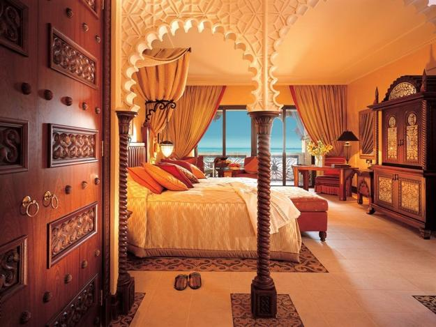 Beautiful Bedroom Design And Decorating Ideas In Arabic Style