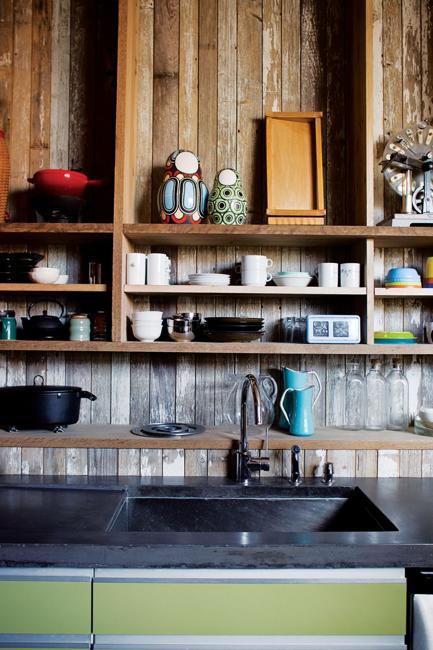 Creative Kitchen Backsplash Ideas And Modern Kitchen Colors