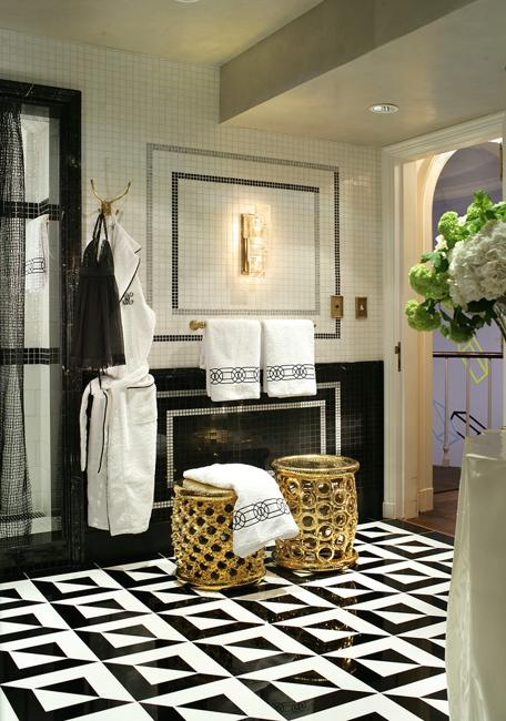 Modern Tile Designs And Decoration Patterns To Enhance Home Interiors And Create Unique Rooms