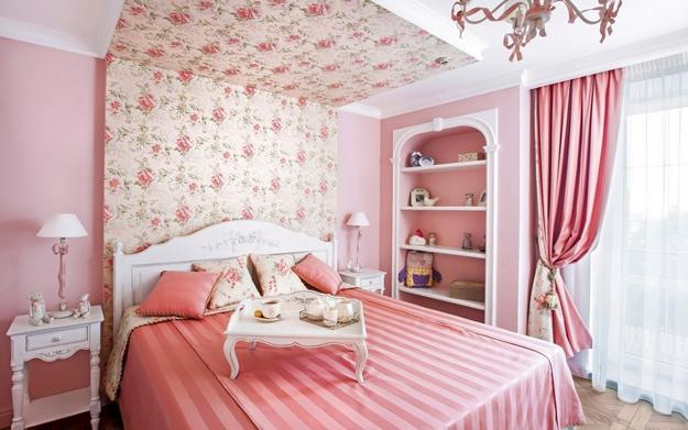 . Modern Wallpaper Patterns and Room Colors for Interior Design and