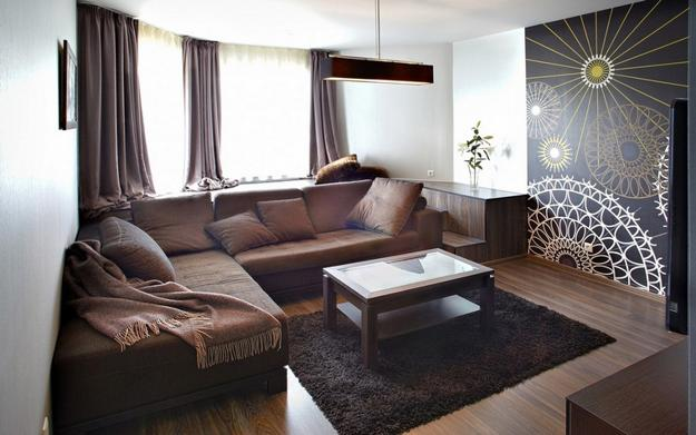 Modern Wallpaper Patterns and Room Colors for Interior Design and ...