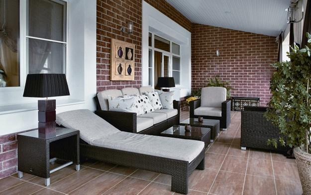 Beautiful materials for small balcony designs adding style - Home decor ideas for small homes ...