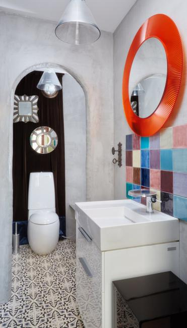 Creative Small Bathroom Design Ideas And Decorating