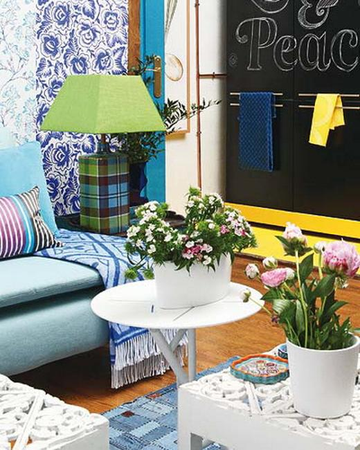 Decorating Inspiration: 10 Boho Chic Ideas For Decorating Small Apartments And Homes