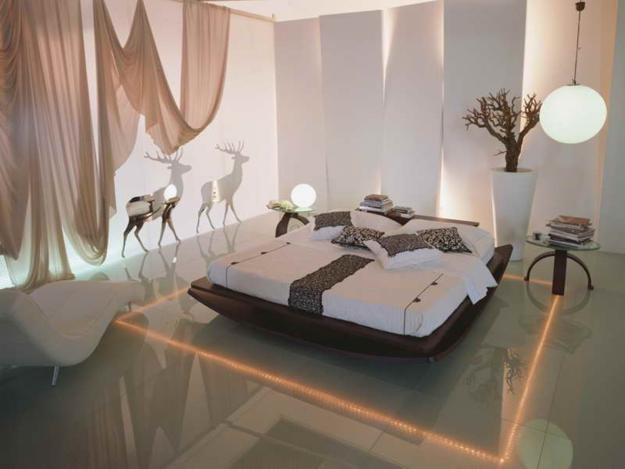 25 modern flooring ideas adding beauty and comfort to - Average cost to carpet a bedroom ...