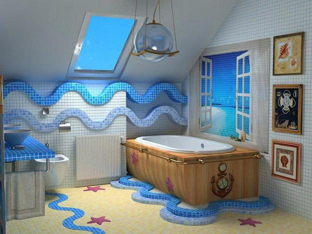 modern bathroom design trends offering 6 great alternatives to simple wall painting. Black Bedroom Furniture Sets. Home Design Ideas