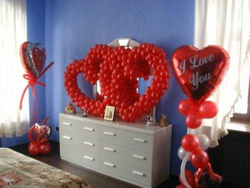 30 Balloons Valentines Day Ideas Unique Home Decorating Starting At