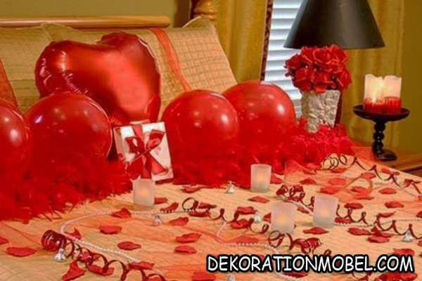 30 Balloons Valentines Day Ideas Unique Home Decorating