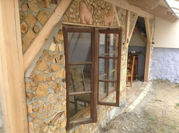 Mortgage Free Cordwood Eco Homes Green Building Ideas