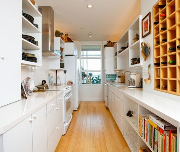 Galley Kitchen Designs Pictures Ideas Tips From Hgtv: Modern Kitchen Design Ideas, Galley Kitchens Maximizing