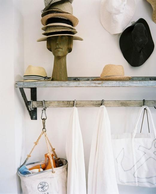15 Articles To Help Organize Your Home For The New Year: Creative Storage Solutions For Accessories, Home Storage