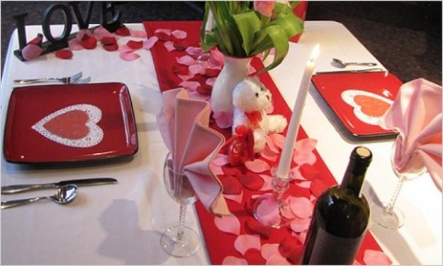 22 Cheap Ideas For Valentines Day Romantic Hearts Decorations And