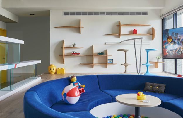 Lego Home Interiors Creative Interior Design And Decor