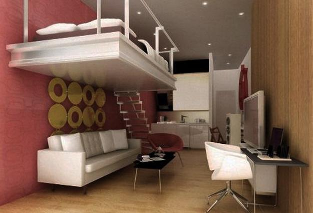 Lucky interior design ideas and feng shui tips for the - Home decor ideas for small homes ...