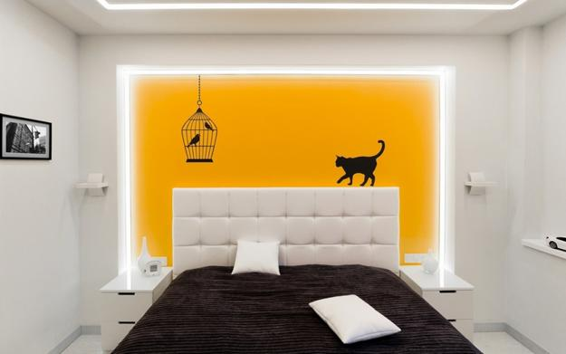 25 Interesting Ideas for Modern Wall Decorating in Various Styles