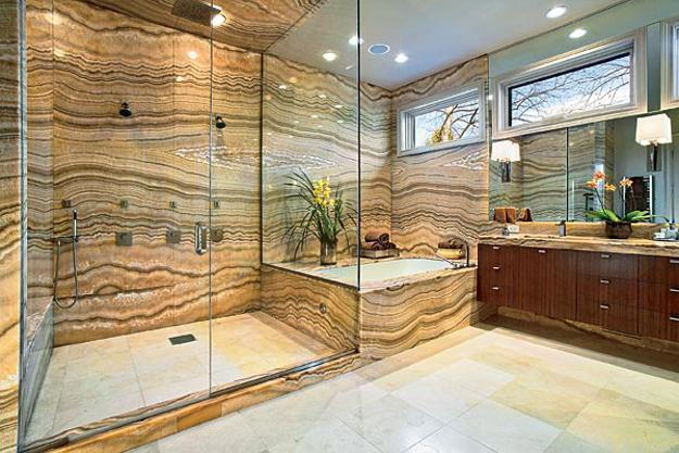 ways to use natural stone onyx for modern interior design and decor