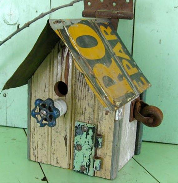 33 Great Birdhouse Designs Enhancing Beauty Of Home Decorating