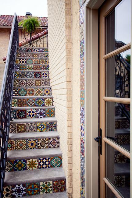 Patchwork Tile Designs, Modern Wall and Floor Decoration Ideas