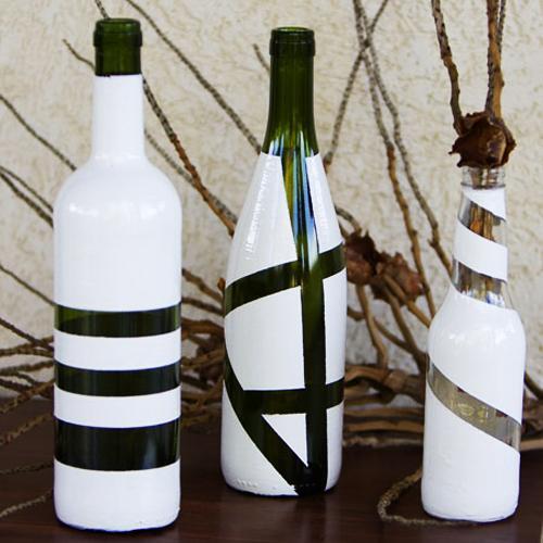 Home Design Ideas Contemporary: Unique Gift Ideas Recycling Glass Bottles, 25 Creative