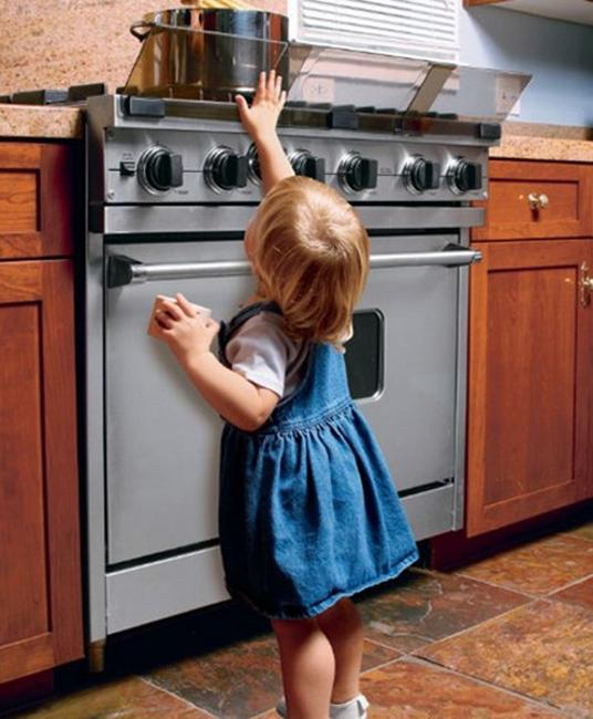 Safe For Kids Kitchen Design Ideas To Protect Young Children