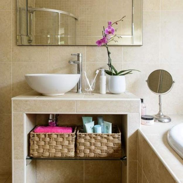 Small Bathroom Decorating Ideas: 10 Spacious Ideas For Small Bathroom Design And Decor