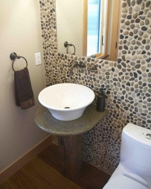 10 Spacious Ideas for Small Bathroom Design and Decor on Simple Bathroom Designs For Small Spaces  id=15937