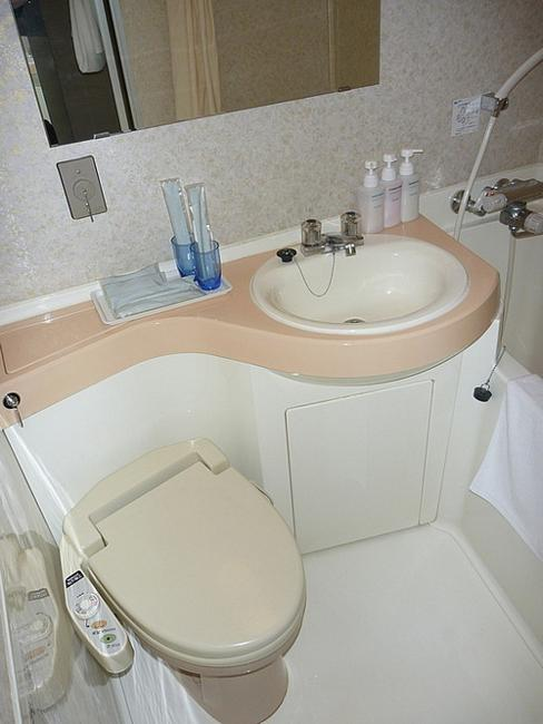 Compact storage furniture for small bathroom design and decorating & Functional Bathroom Storage Ideas for Small Spaces