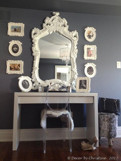 22 Small Dressing Area Ideas Bringing New Sensations Into