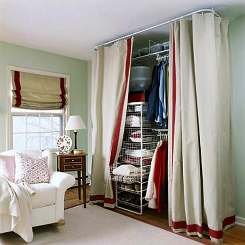 Small Bedroom Big Heart And Lots Of Storage: How To Organize Storage In Small Bedroom, 20 Small Closet